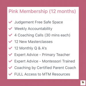 nurturing mamas membership