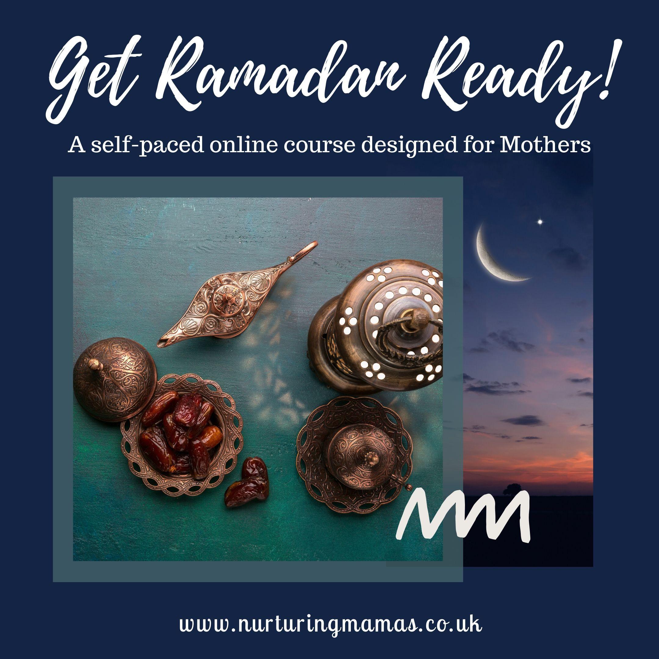 Get Ramadan Ready