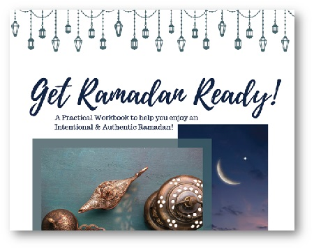 Get Ramadan Ready practical workbook